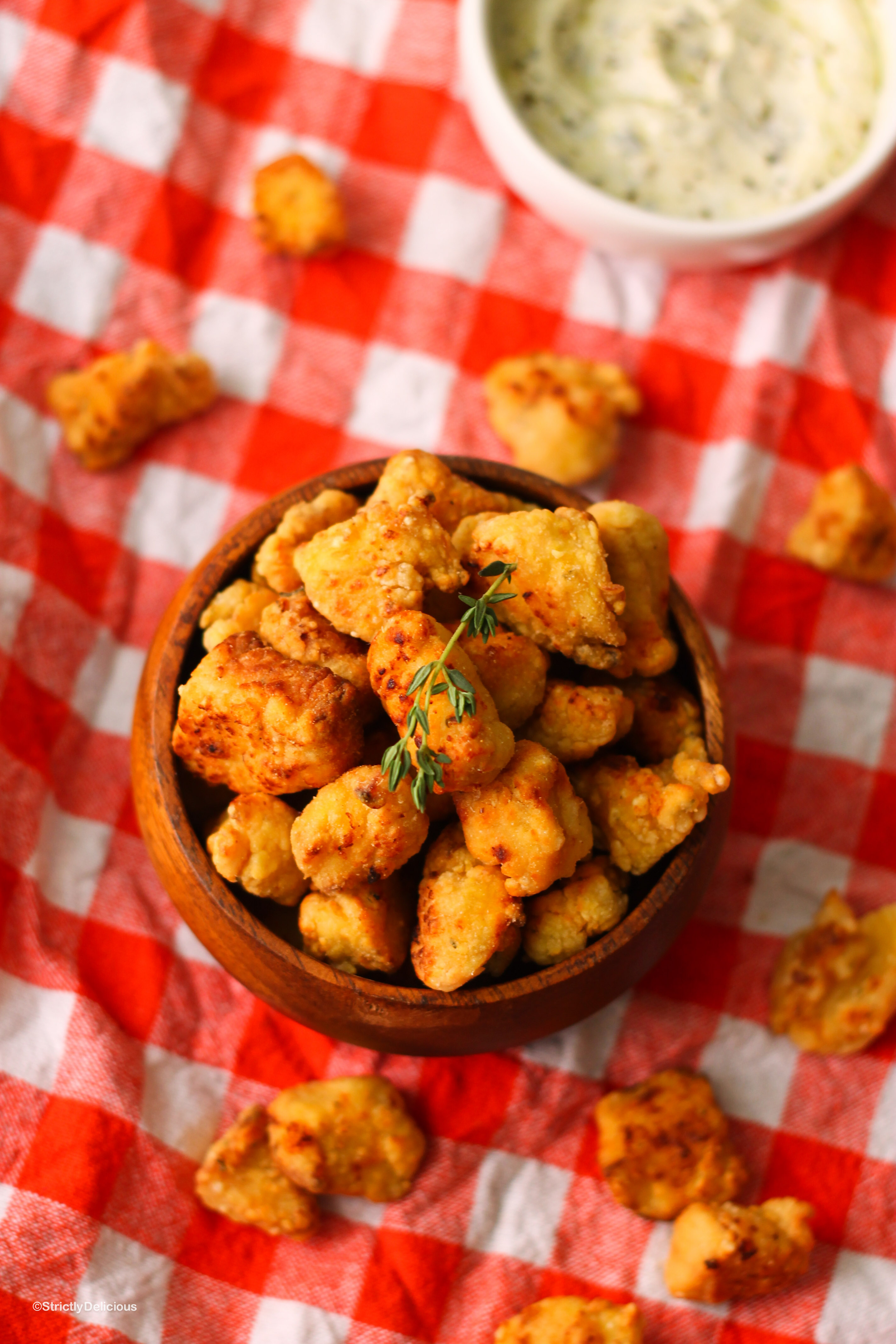 "AIP ""Buttermilk"" Popcorn Chicken"